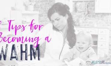 Tips for Becoming a Work at Home Mom