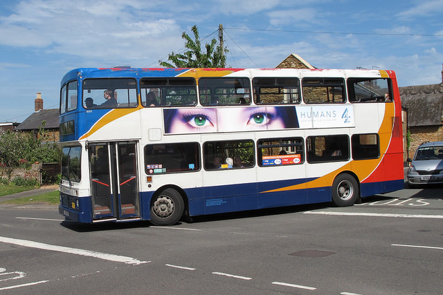 Bus timetable changes from 24 October