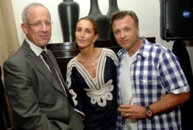 David Appelson, Christina Juarez, Stephen Fanuka
