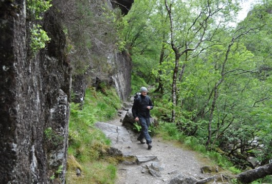 Self Guided Walking Holidays in Scotland