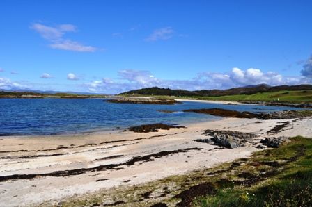 Beach Near Arisaig