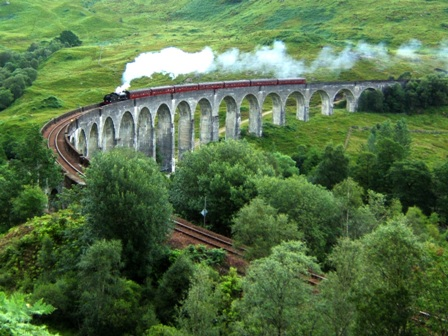 harry potter scotland
