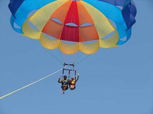 Parasailing, Fun things to do in bangalore
