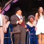Holly Longmore as Ulla in The Producers