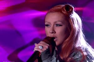Christina Aguilera - Jimmy Kimmel
