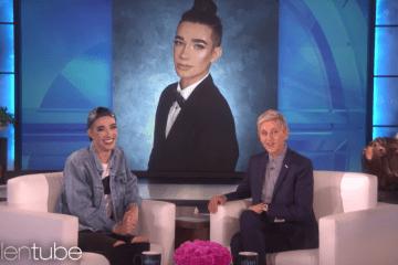 James Charles bei Ellen DeGeneres