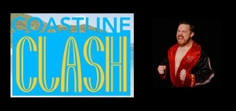COASTLINE CLASH '16: Television Champ, James Morgan Issues An Open Challenge