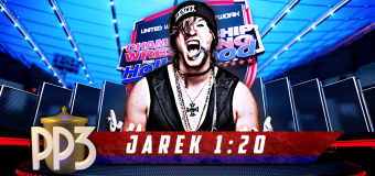 Jarek 1:20 – Bateman's attack dog is off the leash and coming for the PP3 Cup