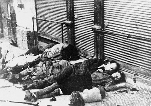 nazi women executed