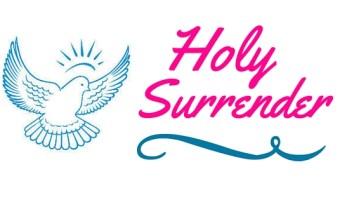 Holy Surrender