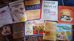 homeschool books 5th grade classical eclectic