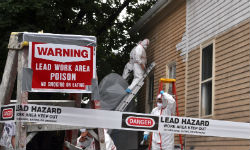 lead paint signs