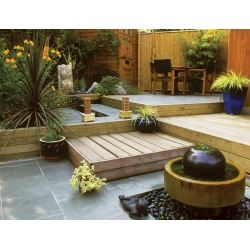 Small Crop Of Outdoor Ideas For Small Backyards