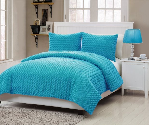 a quick guide to turquoise bedding - Turquoise Bedding