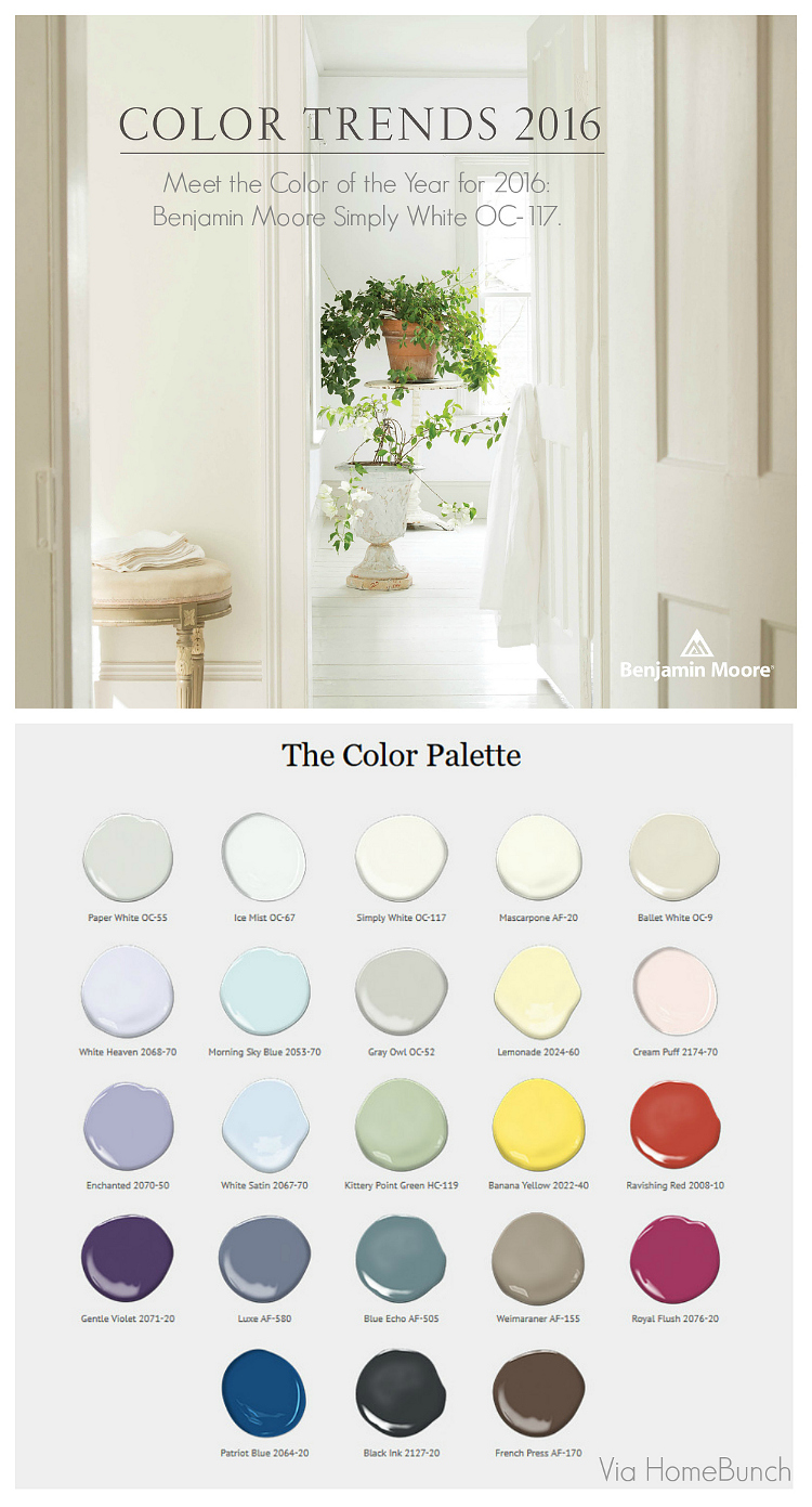 Sterling Benjamin Moore Color Year 2016 Simply Benjamin Moorecolor Benjamin Moore Color Year Simply Color Trends Simply Benjamin Moore Bedroom Simply Benjamin Moore Ceiling houzz 01 Simply White Benjamin Moore