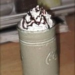 Mocha Frappuccino with Whipped Cream