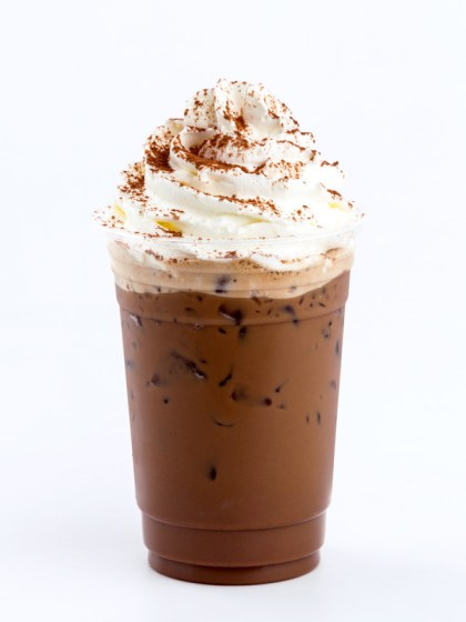 Easy Iced Mocha Recipe
