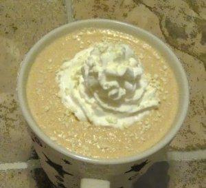 Peanut Butter White Chocolate Mocha Frappuccino Recipe