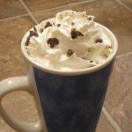 Andes Mint Chocolate Mocha Frappuccino
