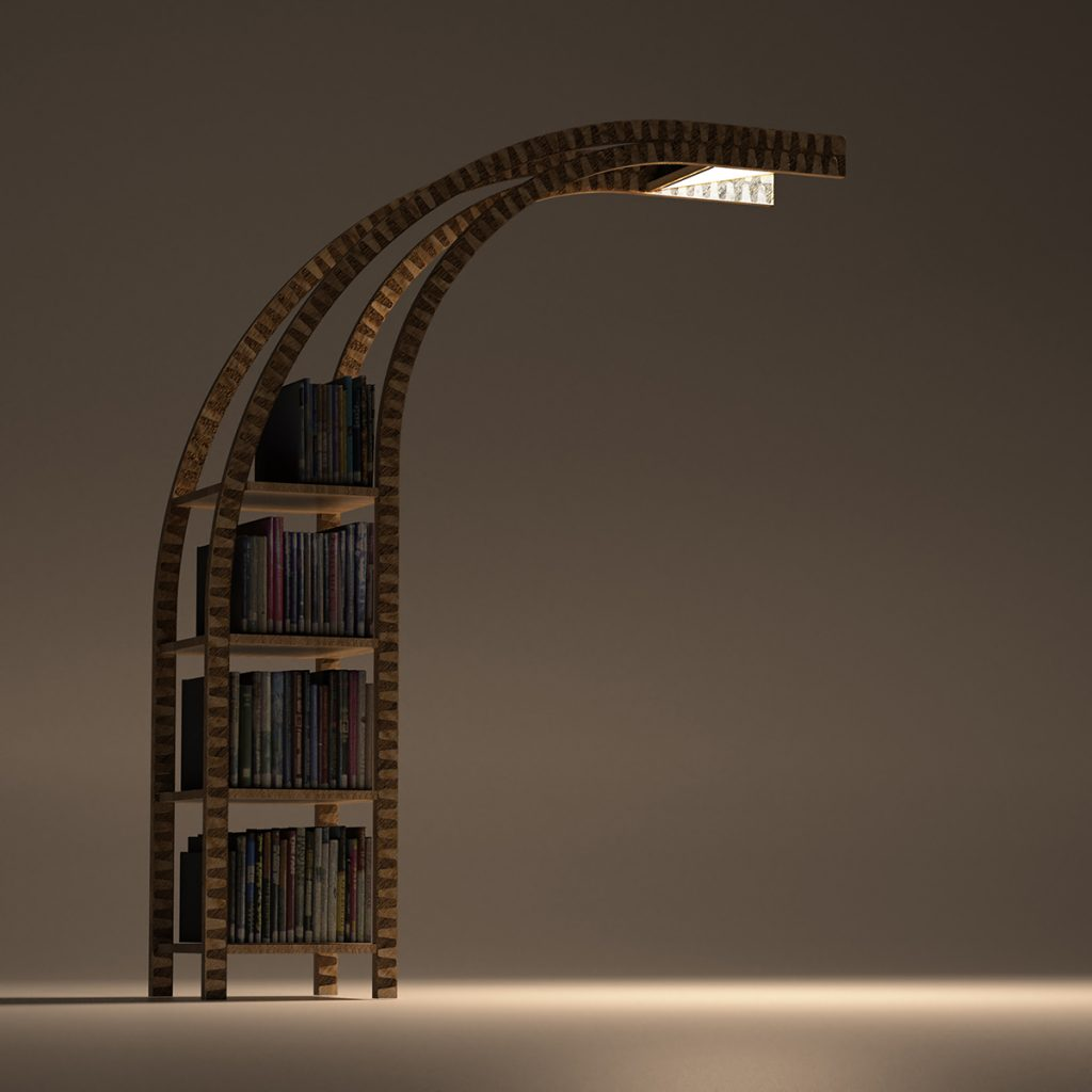 Fullsize Of Fire Escape Bookshelf