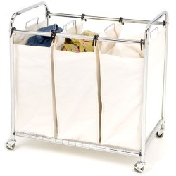 Small Of Rolling Laundry Basket