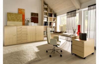 Office Bookshelves - Box Style