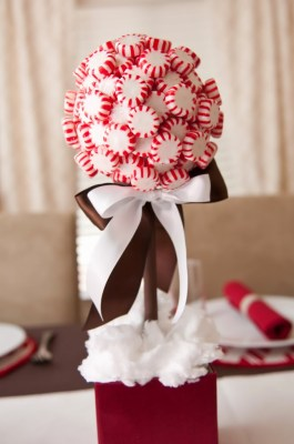 Peppermint Candy DIY Decor