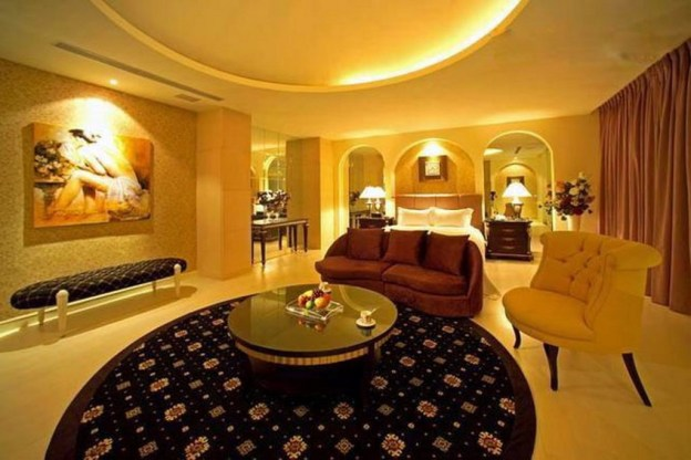 Inside Indian Celebrity Homes Amitabh Bachan