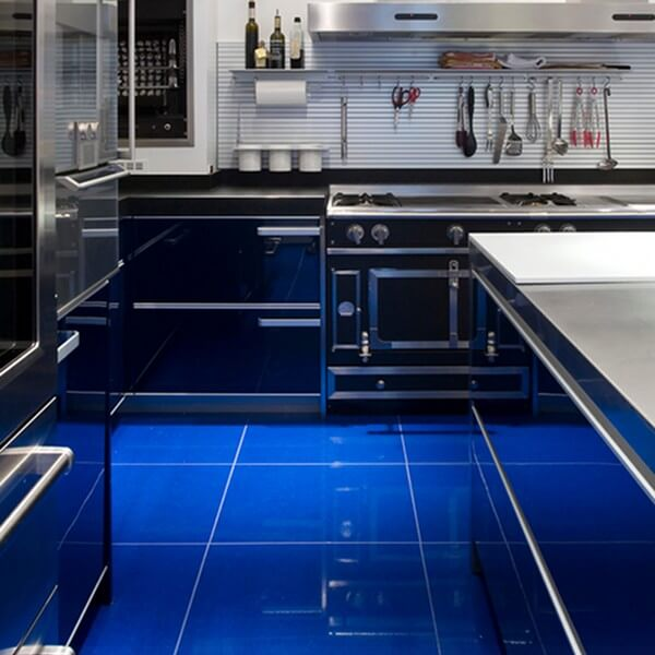 30 Kitchen Floor Tile Ideas, Designs And Inspiration 2016