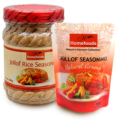 Jollof Rice Seasoning - Homefoods - the food ingredients ...