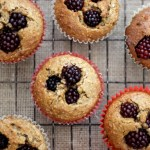 MINI BERRY & ALMOND CAKES + Making A Puzzle