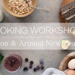 COOKING WORKSHOPS + Strawberry & Hazelnut Chocolate Cups