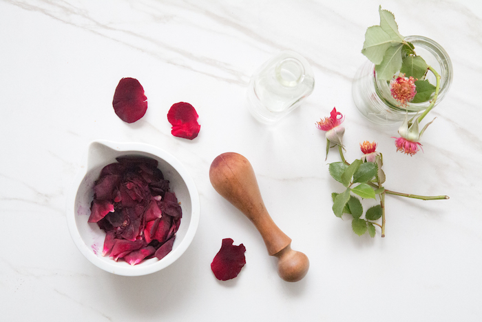 Handmade Rose Water | HOMEGROWN KITCHEN