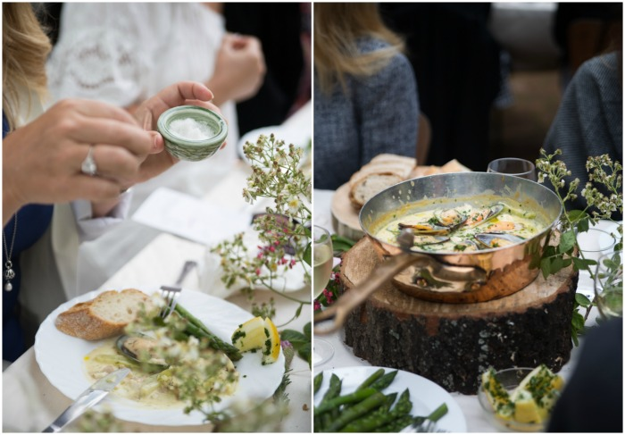 Show-stopper Seafood & Fennel Veloute   HOMEGROWN KITCHEN