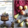 Celebration Layer Cake with Manuka Buttercream + Chocolate Drizzle | HOMEGROWN KITCHEN