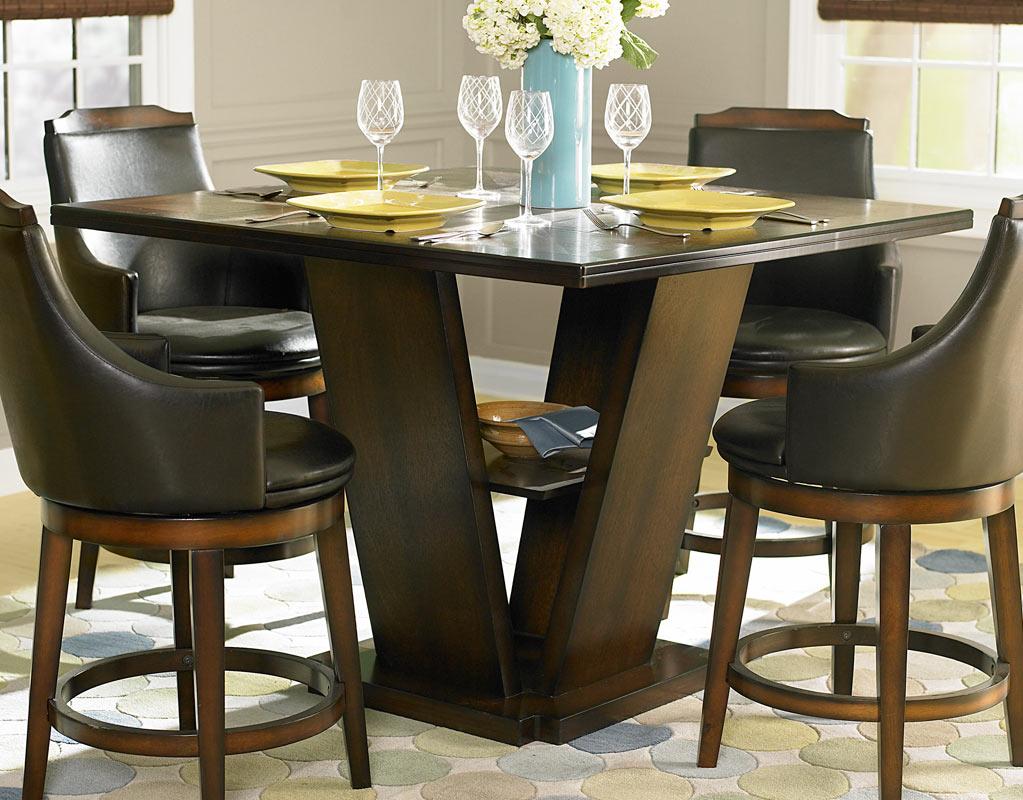Homelegance Furniture Bayshore Counter Height Dining Table 36 p counter height kitchen table Homelegance Bayshore Counter Height Dining Table
