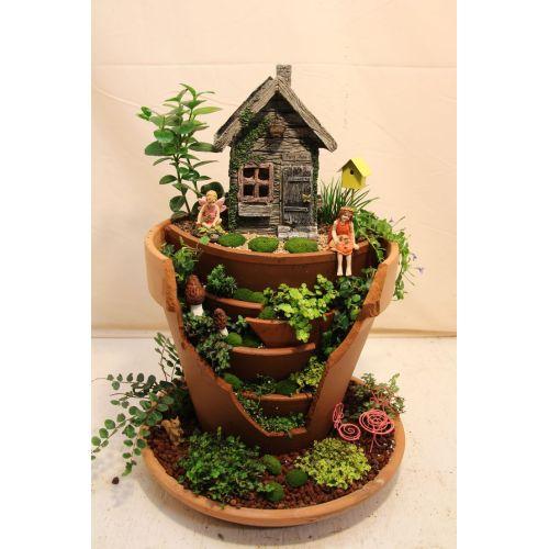 Medium Crop Of Diy Mini Garden Ideas