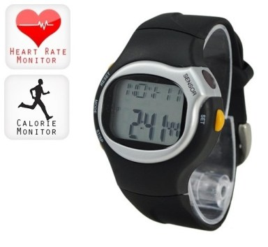 New-Stylish-Sporty-Pulse-Heart-Rate-Monitor-Calories-Counter-Watches-Fitness-and-Exercise-font-b-ladies