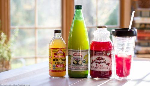 Medium Of Apple Cider Vinegar Uti