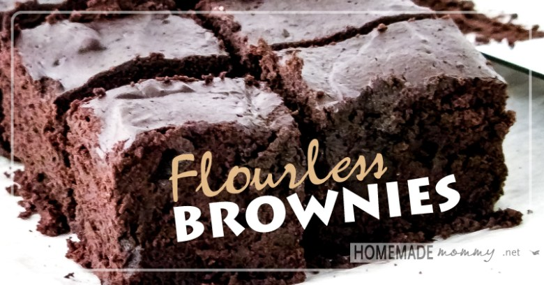 Paleo Double Chocolate Brownies from Egg Farmers of Ontario