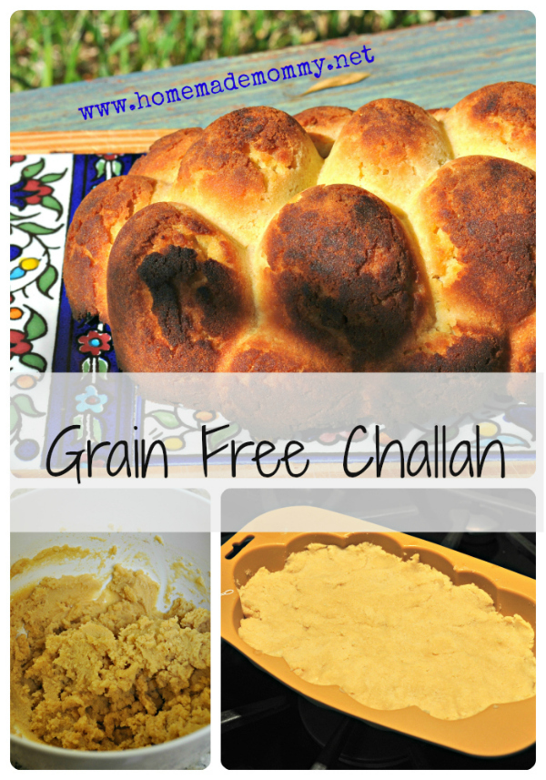 Paleo Decadent Challah Bread