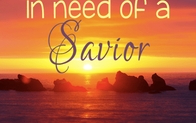 Still a Woman in Need of a Savior