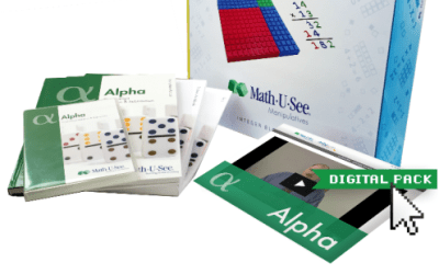 Review: Demme Learning's Digital Packs for Math-U-See