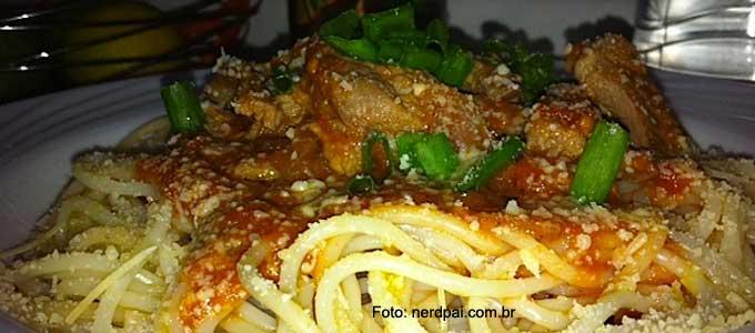 Spaghetti-à-bolonhesa