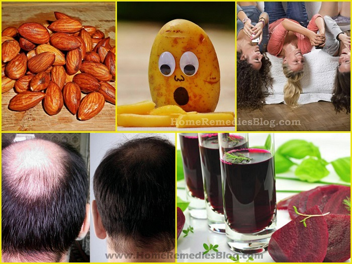 19 Best Home Remedies to Reduce hair Fall