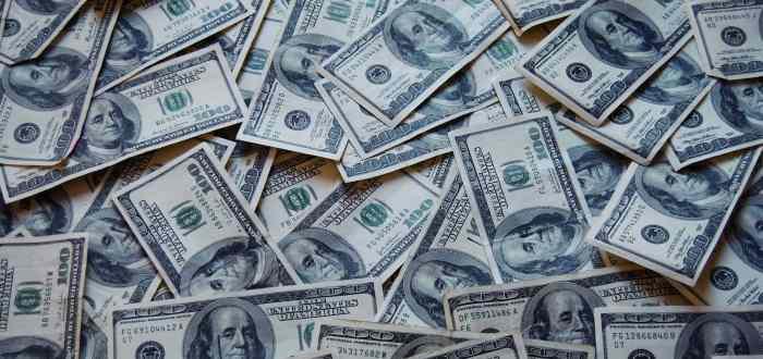 lots of money hundred dollar bills