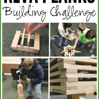 3 KEVA Building Challenges - #STEM for Kids
