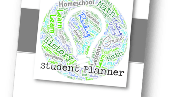 Permalink to: Homeschool Planners