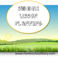 summer lesson planning pic