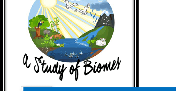 Just In: Science Lesson Guide – Ecology & Biomes